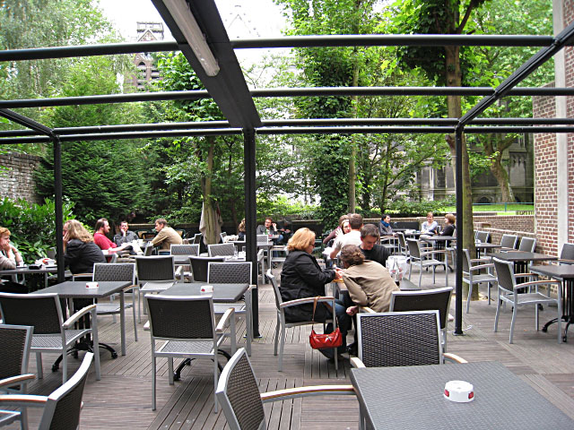 restaurants le top 10 des plus belles terrasses le blog de restos des ch 39 tiotes lilloises. Black Bedroom Furniture Sets. Home Design Ideas