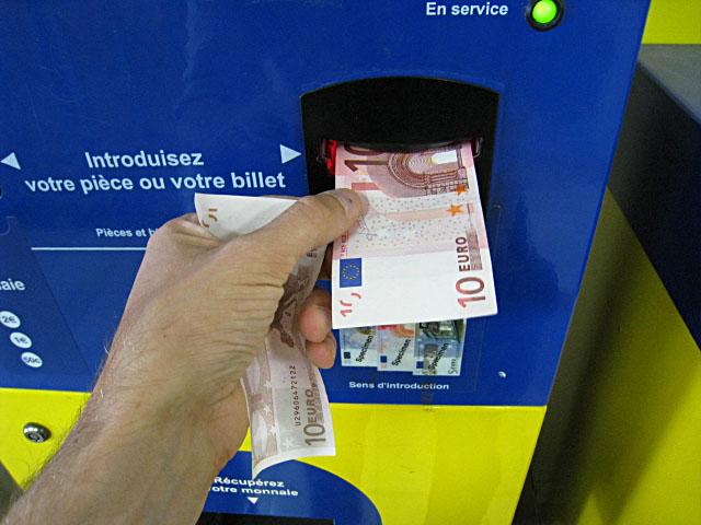 Timoth 233 E Rolin Distributeur Je Fais De La Monnaie Pour