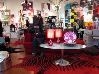 Timoth e rolin boutique graine d 39 int rieur paris 1 - Graine d interieur canape ...